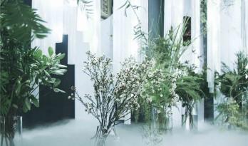一场中国画展的布景术 / Mur Mur Lab