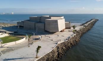 仿佛海边的礁石,凝望着远方——Foro Boca音乐厅