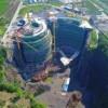 日本挖的坑,中国填上了!10年20亿,打造全球最低海拔建筑奇迹!