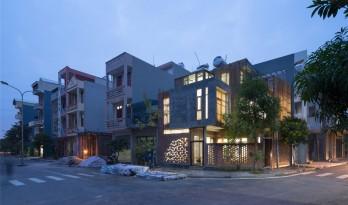Kai House——越南建筑师自宅