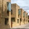 凹凸有致,方正有形的伦敦联排小住宅