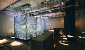 """在墙的那边:""""域"""" ——沈阳Ideal Space餐厅 / Robot 3工作室"""