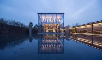 廊桥遗梦——徐州万科未来城示范区规划与建筑单体设计 / 久舍营造工作室