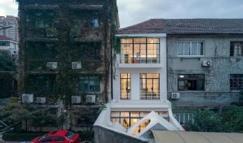 一个白色房子,一个生长的家 / 刘恺,RIGI睿集设计