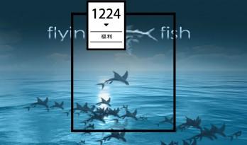 每日福利 / 除了飞鸟,这次还有飞鱼。