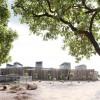 中央共享庭院 ——肖尔格中学 / Kéré Architecture