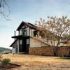 高低起伏的屋顶创造出独特的旋律——PIX House