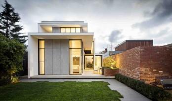 维多利亚风格与现代主义的新融合——墨尔本住宅项目