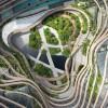 绿色心脏,新加坡一号码头设计 / ingenhoven architects