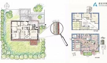 24位建筑师的家长啥样?24+幅手绘平面图带你一探究竟!