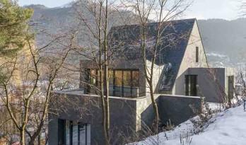 2017年度密斯·范德罗奖的提名者——拥有360度景观视角的新式住宅