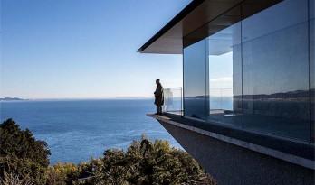 十年磨一剑——日本摄影大师杉本博司以自然为灵感,历经十多年完成海上观测站