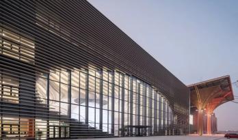 天津滨海图书馆爆红,值得吗?全新视频带你关注巨像背后的细节