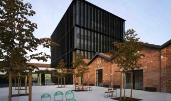 百年遗存工业风与现代时尚元素的碰撞:GUCCI新总部大楼