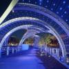 彩虹桥——灯与音乐共同打造出彩虹般的梦幻世界