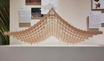 用十种材料解读建筑师隈研吾,东京的这场展览不要错过