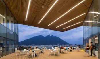 蒙特雷科技大学新图书馆 / Sasaki Associates