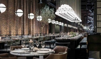 CATCH鱼餐厅——高档优雅的欧洲内饰打造出美食爱好者的天堂