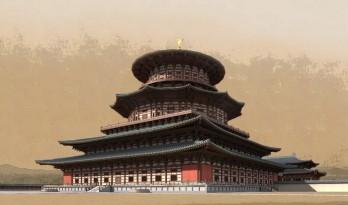 王南 | 为了跟大家更好地沟通中国古代建筑的高科技,我可能需要画一些图