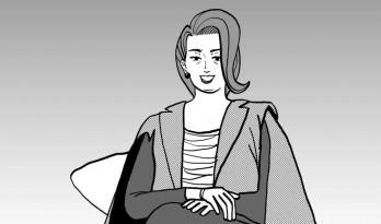 为了纪念扎哈女王,建筑师用掉头发的代价画了篇漫画,脑洞真的很大!