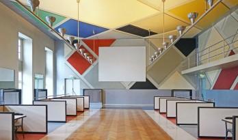 为什么建筑师们如此痴迷于彼埃•蒙德里安?