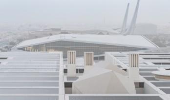 OMA 新作: 卡塔尔国家图书馆