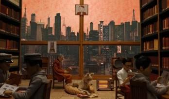 布达佩斯大饭店导演拍了部日本动漫,这次他又涉及了哪些建筑?