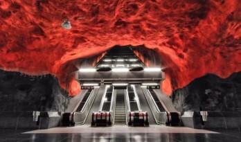从纽约到平壤:这些地铁站美得你都不想出站