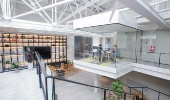 零秒空间新的办公产品恒创中心 / 北京相向建筑设计