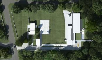 向迈耶和格瓦德梅致敬 — 对上世纪五十年代住宅的再设计