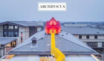 继最孤独的图书馆后,俞挺在秦皇岛北戴河设计了一栋网红建筑!