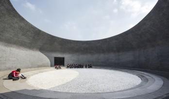 映入星空的纯净园庭 — 苏州震泽中学天文公园