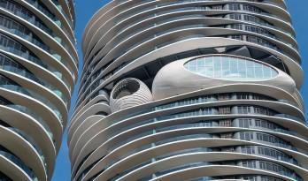"""如同科幻世界的建筑,马来西亚槟城最高""""双塔"""""""