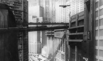 西方科幻电影中的未来城市空间