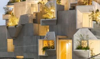 神奇的树屋——三维空间上的有机建筑