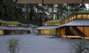 隈研吾在美国波特兰完成了一座地道的日本庭院文化村