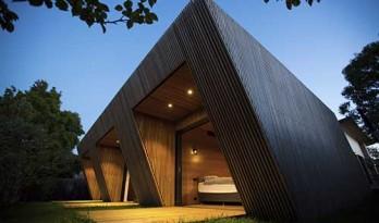 新旧之间戏剧性的张力 — 墨尔本Fusion住宅