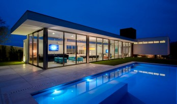社交与回味,以两种不同本质为母题的巴西住宅 — Quinta das Paineiras House