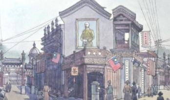 如何评价杨占家在《霸王别姬》、《卧虎藏龙》等电影中设计的建筑?