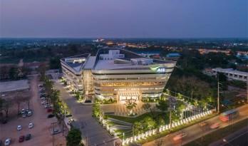 空间丰富的AIS联络中心开发与培训竞技场