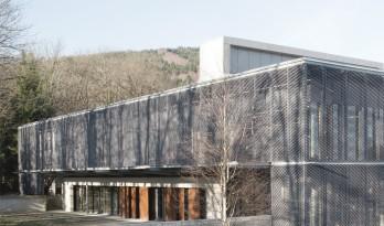 一座建筑,两个时代—社会文化中心