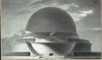 永恒的经典—牛顿纪念堂