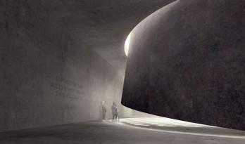 埋于地下,却又向往光明 — 为死亡而生的大屠杀纪念馆