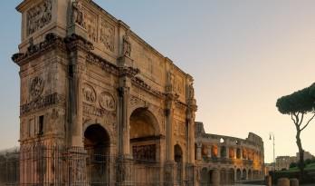 从君士坦丁凯旋门到中国广场舞 | 巨人的文明XVI