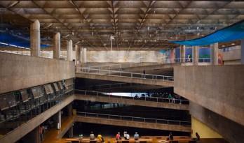 致敬经典 — 圣保罗大学建筑与城市学院系馆