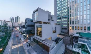 在艺术空间内感受对建筑与城市文化的思考 — 首尔WAP艺术画廊