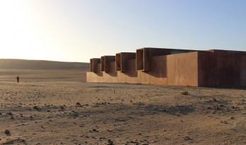 """""""大漠引路人"""" —  帕拉卡斯文化遗址博物馆"""