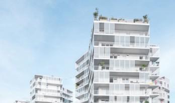 强调个性多样,坐拥极致景观 — 塞纳河旁的法国公寓