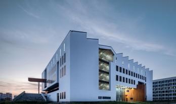 安徽大学艺术与传媒学院美术楼 | 同济大学建筑设计研究院