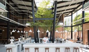 """在这你可以了解到""""从咖啡豆到咖啡""""的全制作流程 — 第43号工厂咖啡烘焙店"""